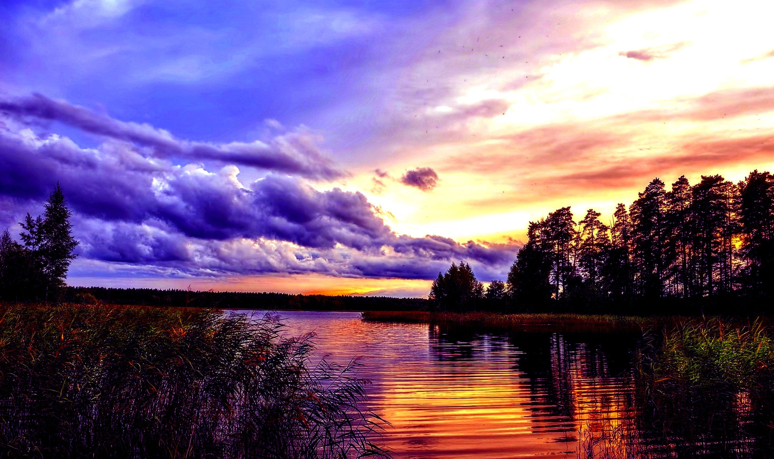 Cool Landscape Wallpapers Top Free Cool Landscape Backgrounds Wallpaperaccess