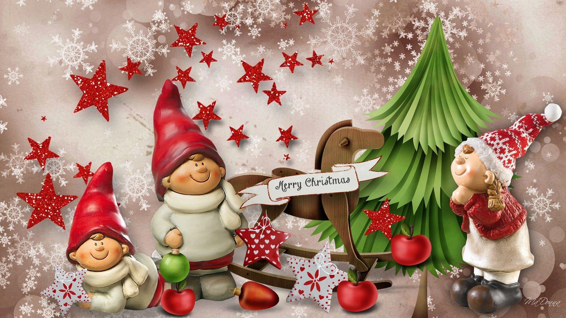 Cute Christmas Elf Wallpapers - Top ...