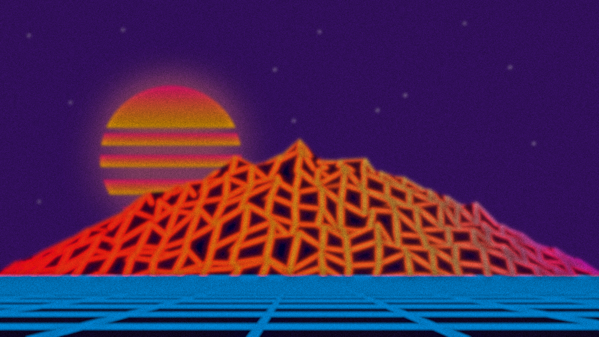 Retro Wallpaper HD 4k