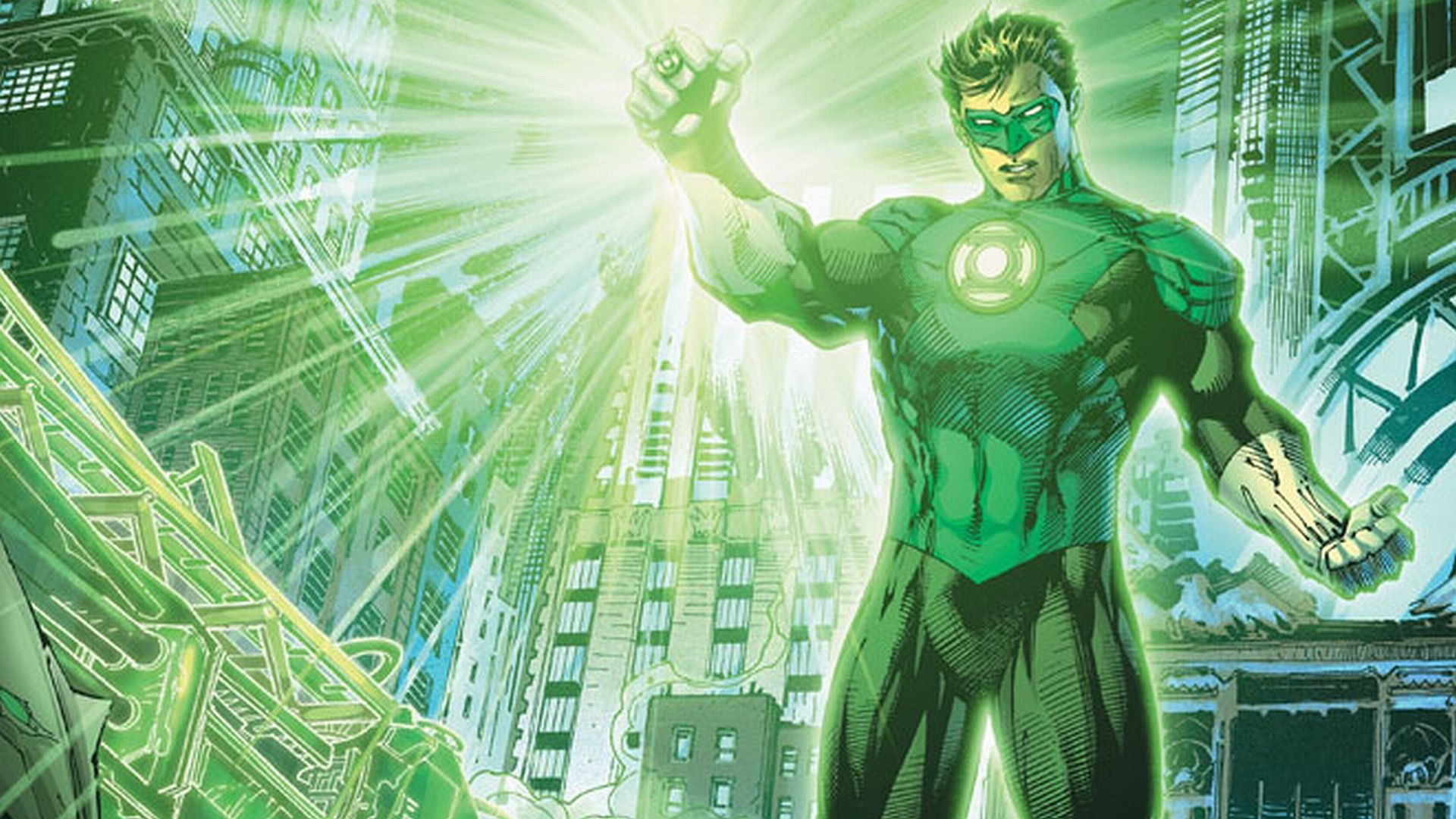 Green Lantern New 52 Wallpapers - Top Free Green Lantern ...