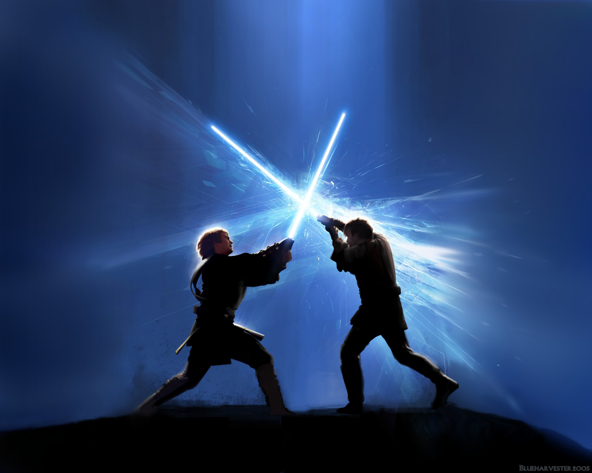 Blue Star Wars Wallpapers Top Free Blue Star Wars Backgrounds Wallpaperaccess