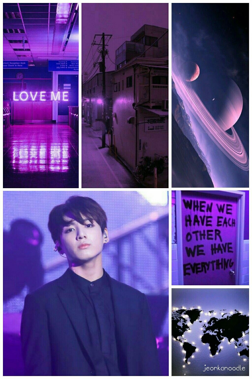 Bts Purple Aesthetic Wallpapers Top Free Bts Purple Aesthetic