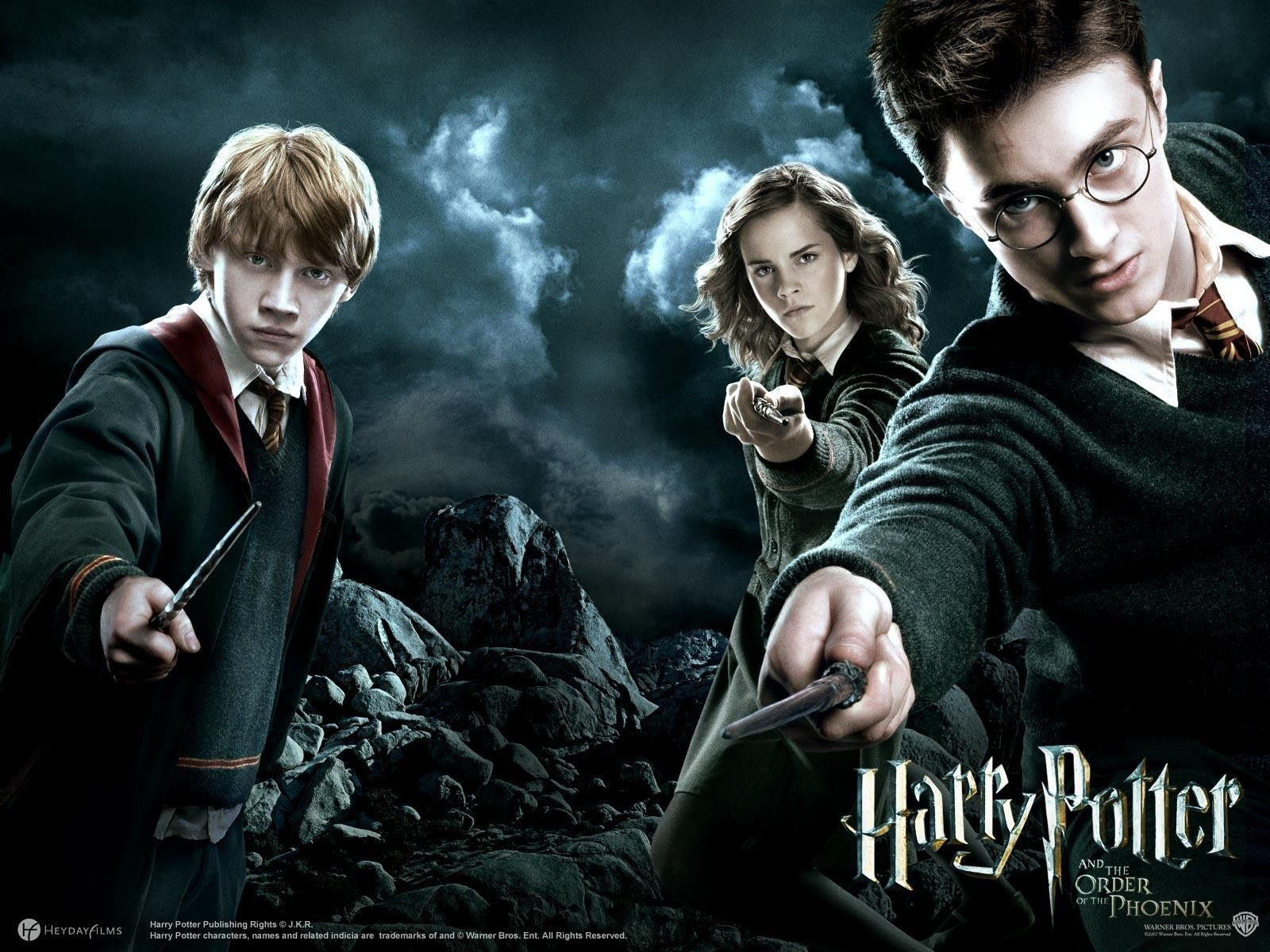 Harry Potter All Characters Wallpapers Top Free Harry Potter All