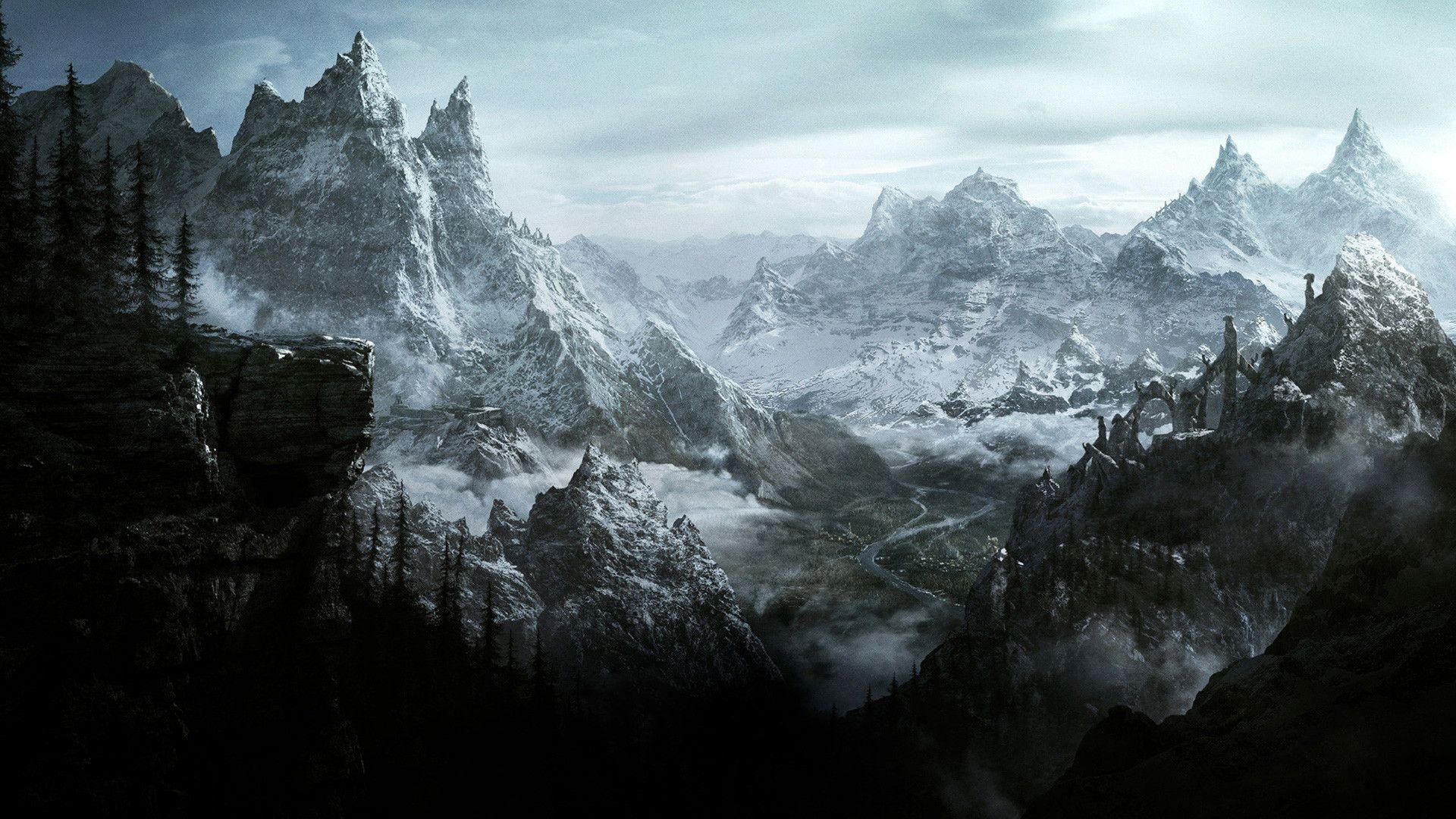 Skyrim 4K Wallpapers - Top Free Skyrim 4K Backgrounds
