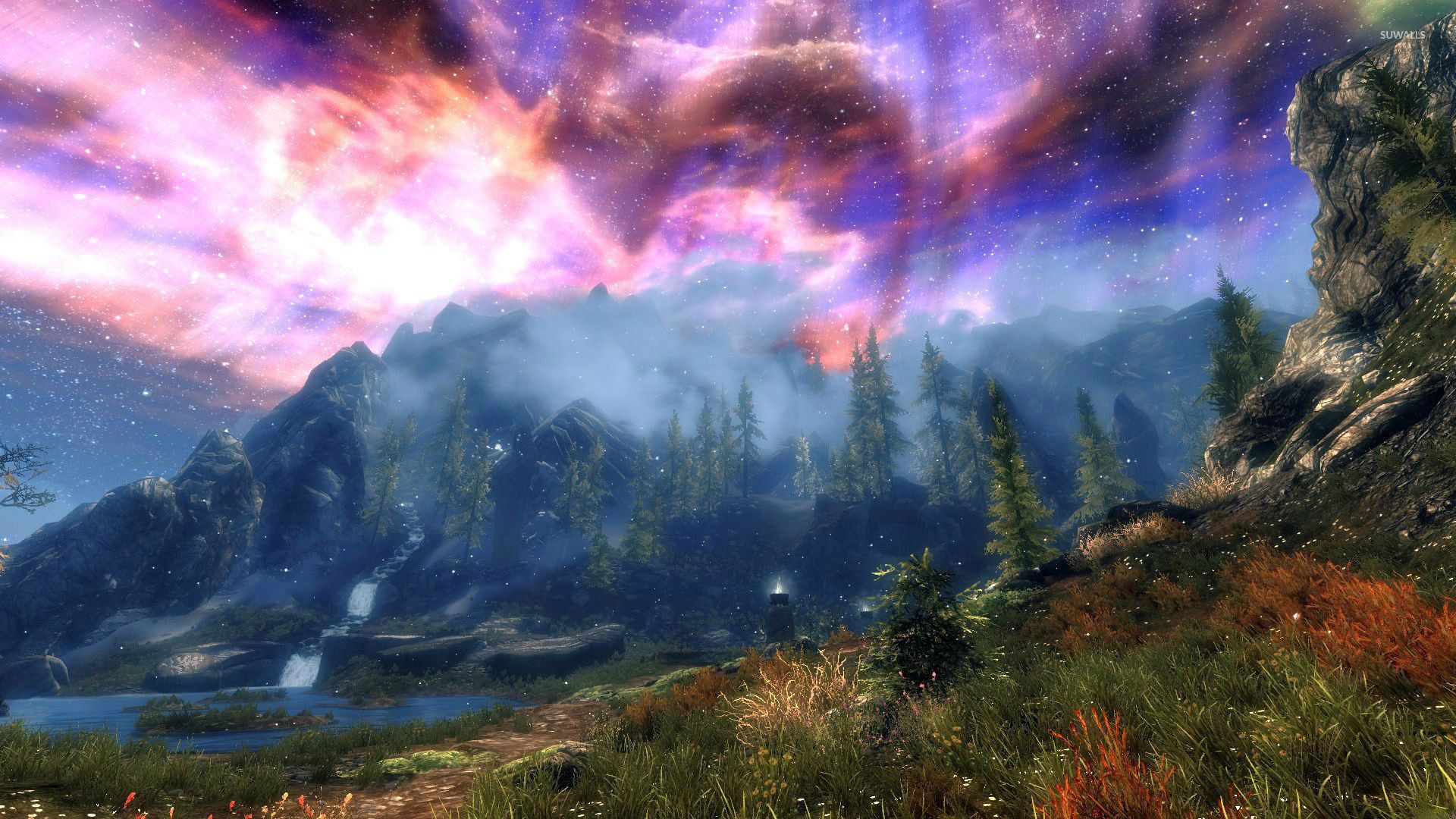 Top Free Skyrim 4K Backgrounds