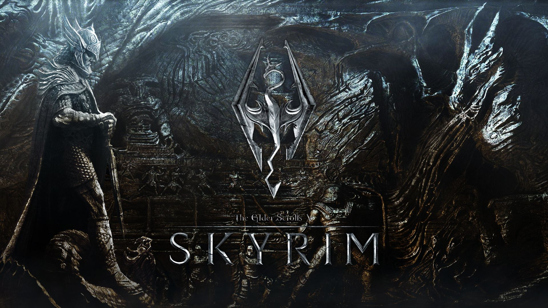 1920x1080 Skyrim Dragonborn 1080p Wallpaper High Quality 4k Hd For Smartphone