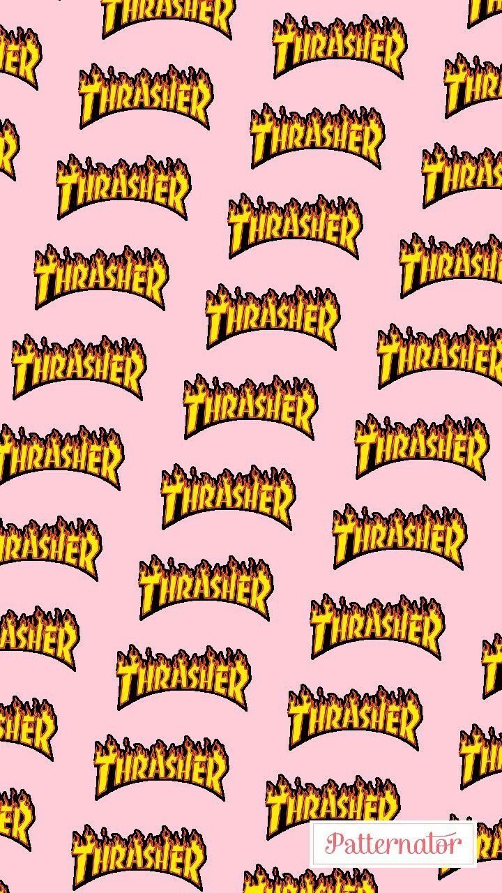 Thrasher Iphone Wallpapers Top Free Thrasher Iphone Backgrounds Wallpaperaccess