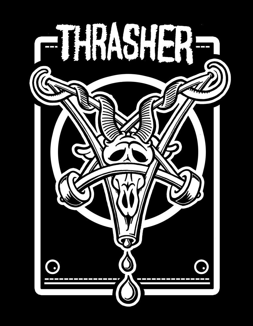 Thrasher wallpapers top free thrasher backgrounds - Thrasher magazine wallpaper hd ...