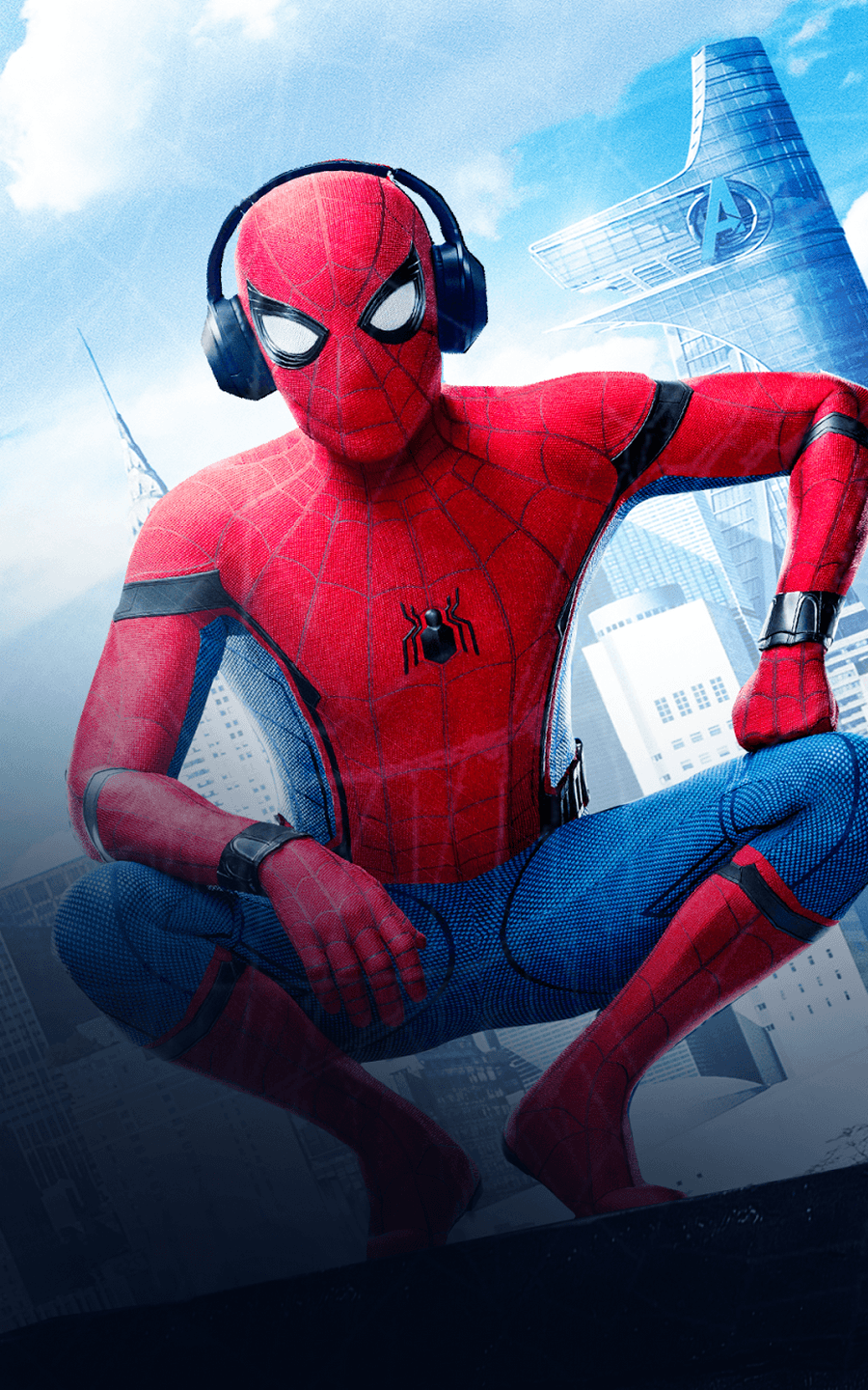 Spider Man Homecoming Phone Wallpapers Top Free Spider Man