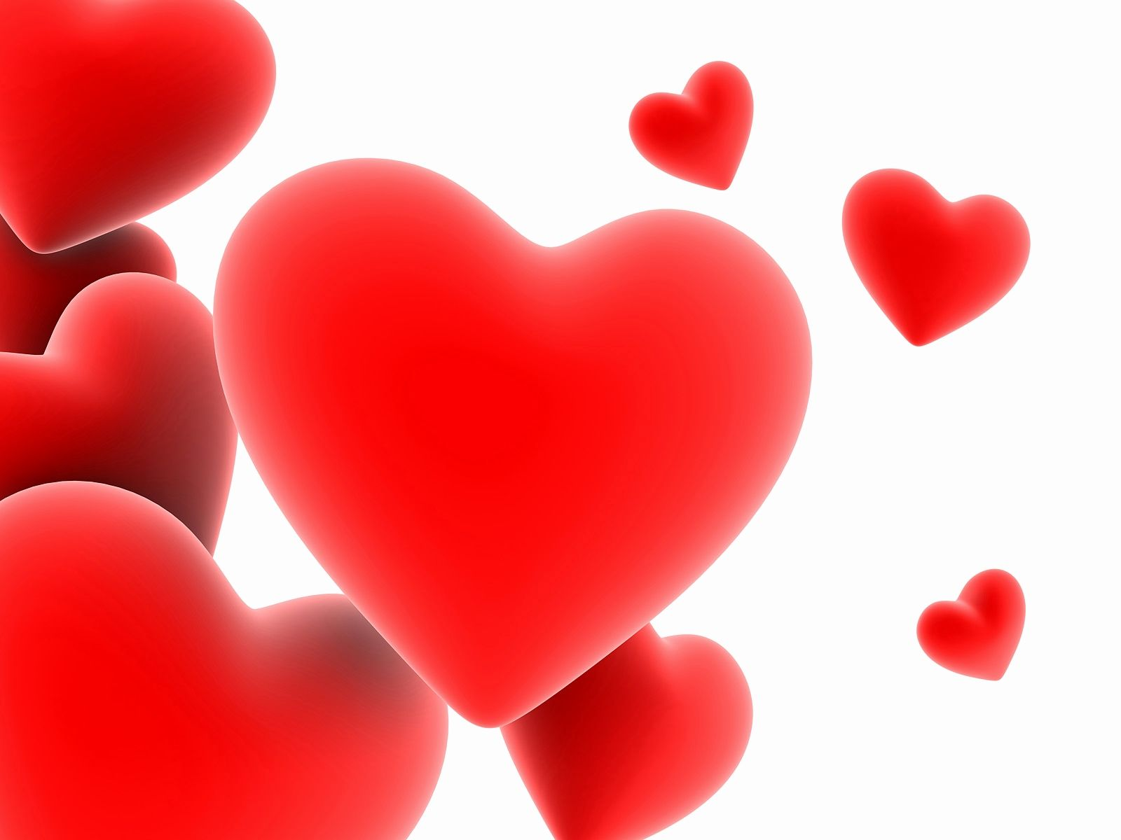 Red Heart Wallpapers Top Free Red Heart Backgrounds Wallpaperaccess