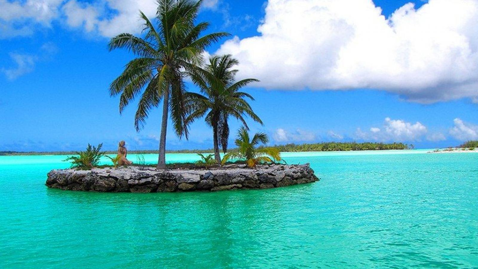 Bora Bora Widescreen Wallpaper Travel HD