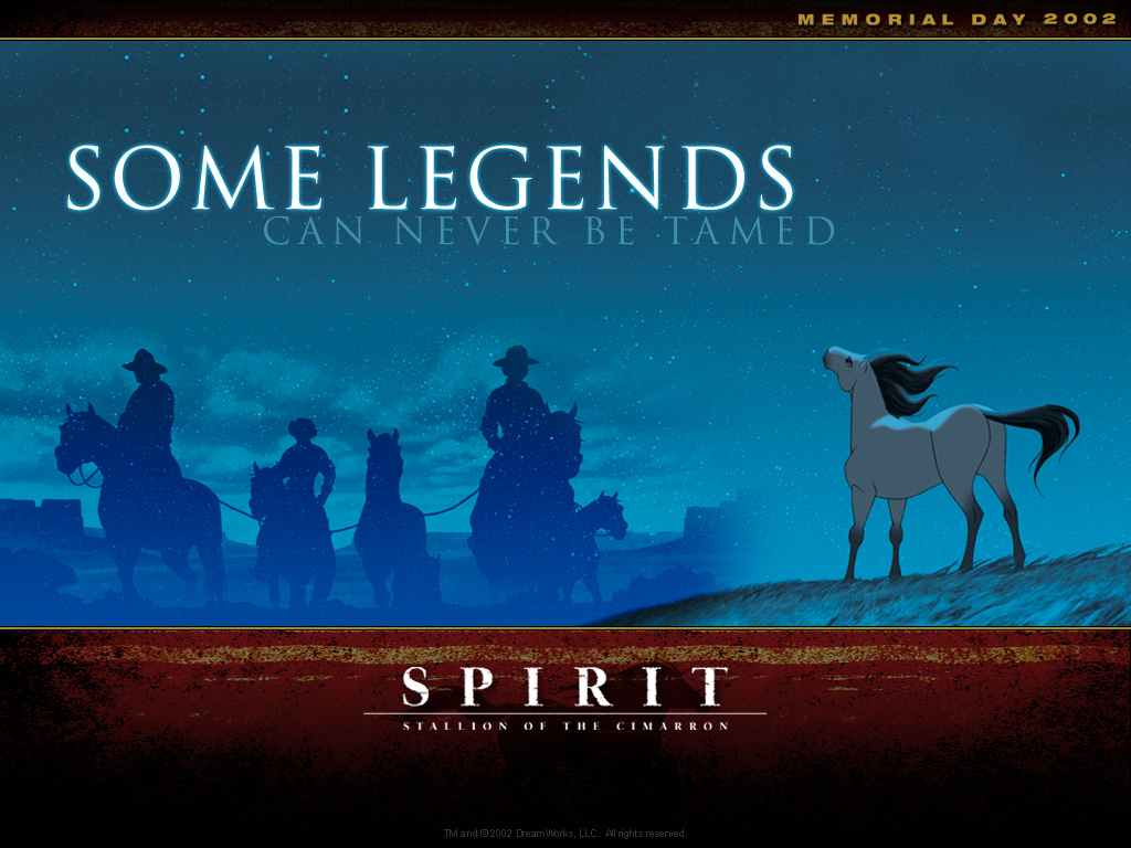 Spirit Stallion Of The Cimarron Wallpapers Top Free Spirit