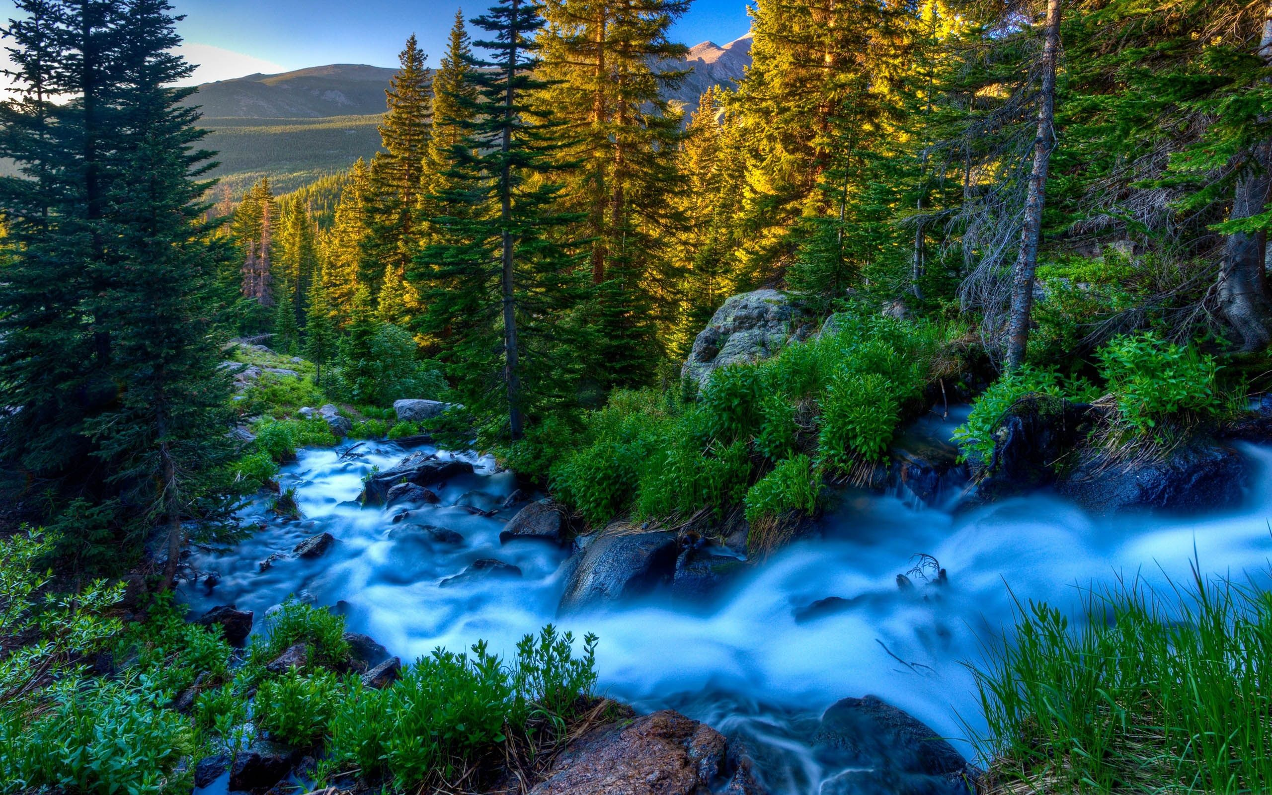 Mountain River Wallpapers Top Free Mountain River Backgrounds