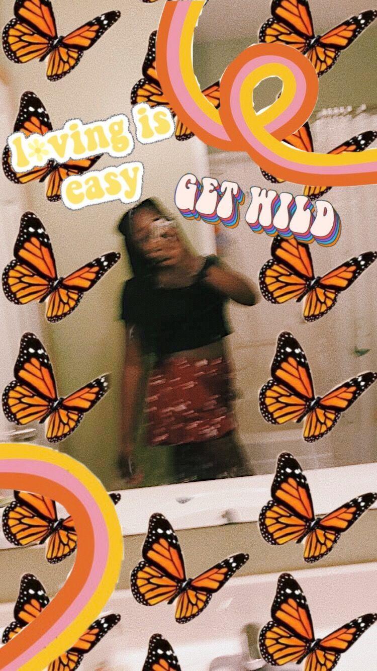 VSCO Butterfly Wallpapers - Top Free VSCO Butterfly ...