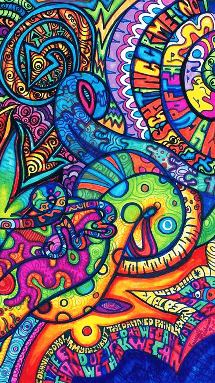Trippy Psychedelic Wallpapers Top Free Trippy Psychedelic