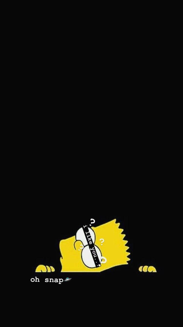 Depressed Bart Simpson Wallpapers - Top ...