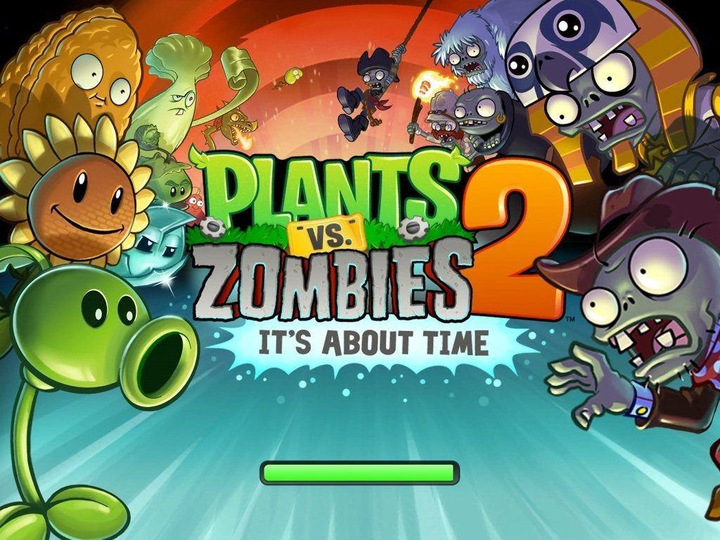 Plants Vs Zombies 2 Wallpapers Top Free Plants Vs Zombies 2