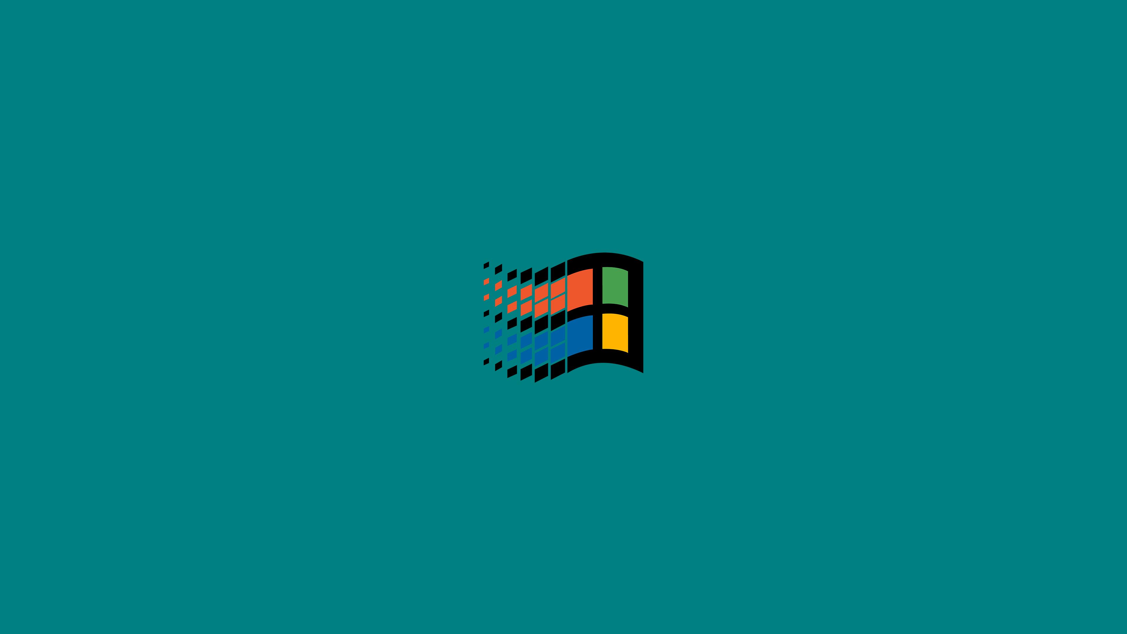 3840x2160 Tôi Đã Tạo Hình Nền Windows Phong Cách Cổ Điển, Tối Giản (4K): Pcmasterrace
