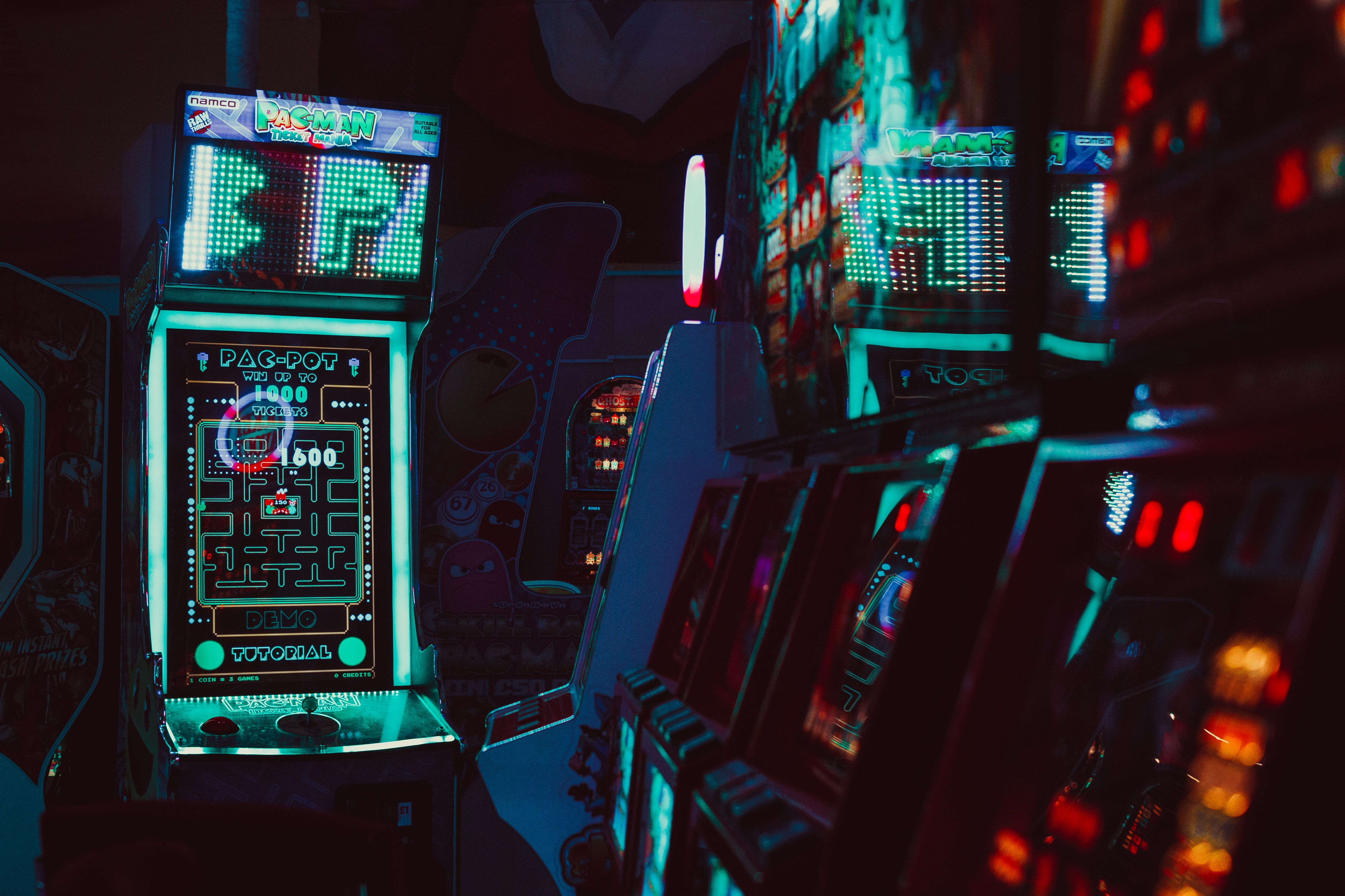 5184x3456 Game Hình nền Retro 4k