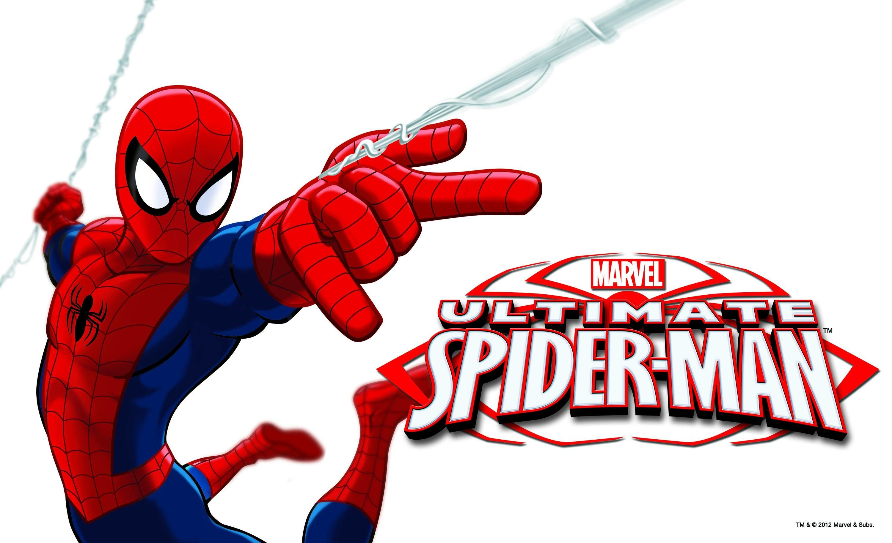 Ultimate Spider Man Iphone Wallpapers Top Free Ultimate Spider