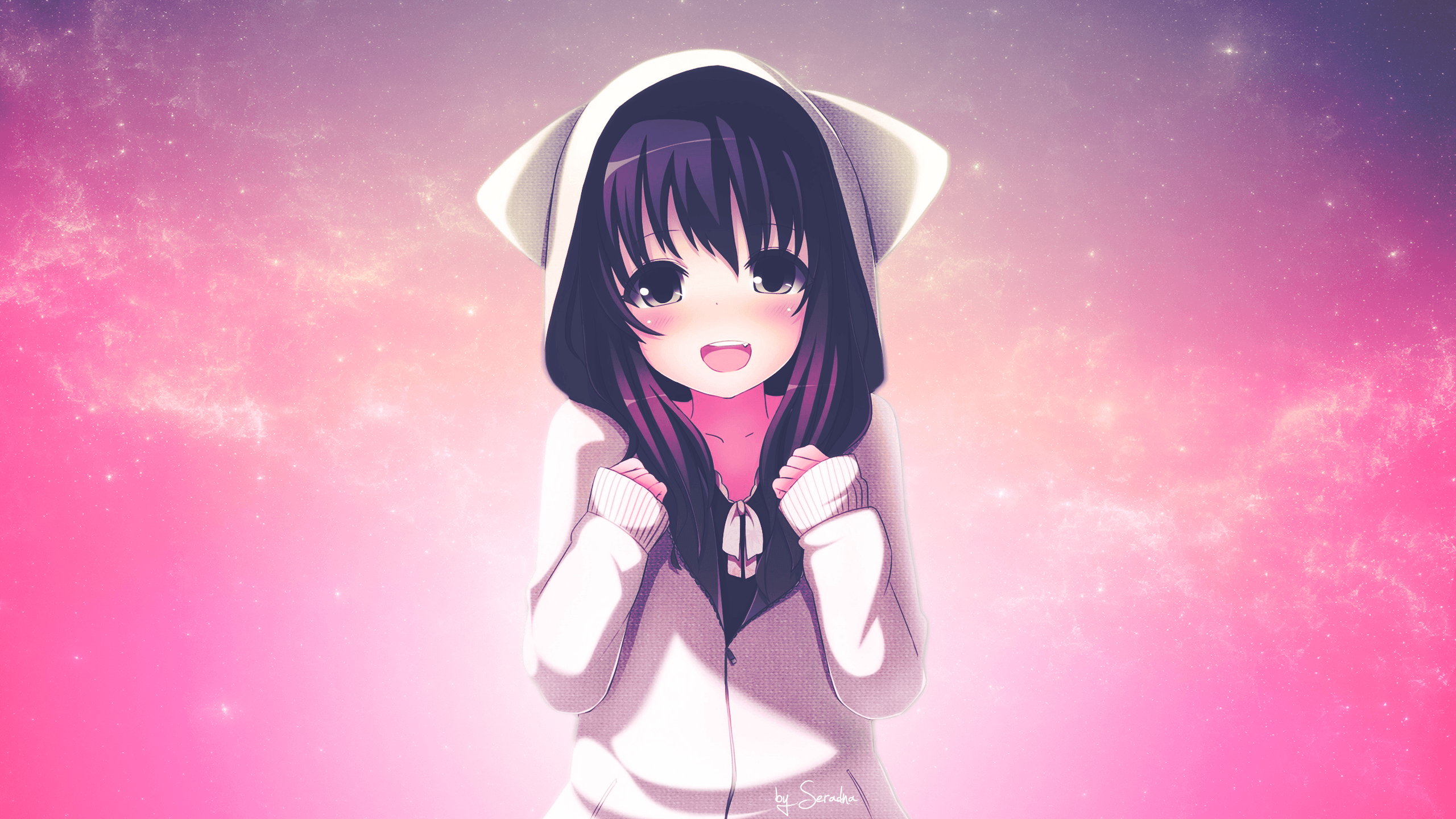 Kawaii Anime Girl Wallpapers - Top Free Kawaii Anime Girl