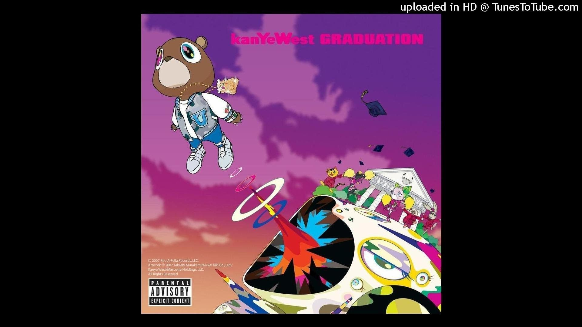 Kanye West Graduation Wallpapers Top Free Kanye West Graduation Backgrounds Wallpaperaccess