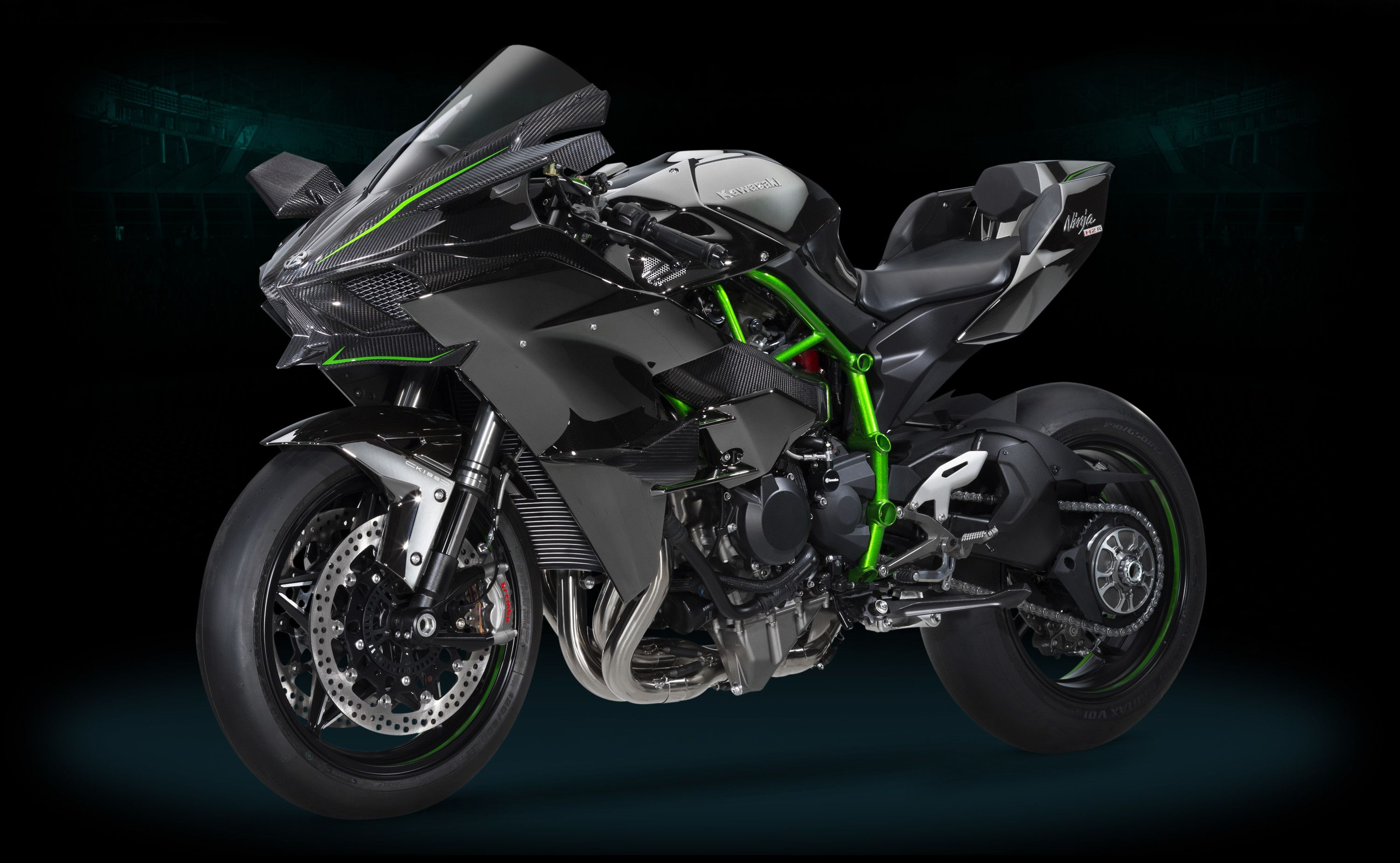 Kawasaki H2 Wallpapers Top Free Kawasaki H2 Backgrounds Wallpaperaccess