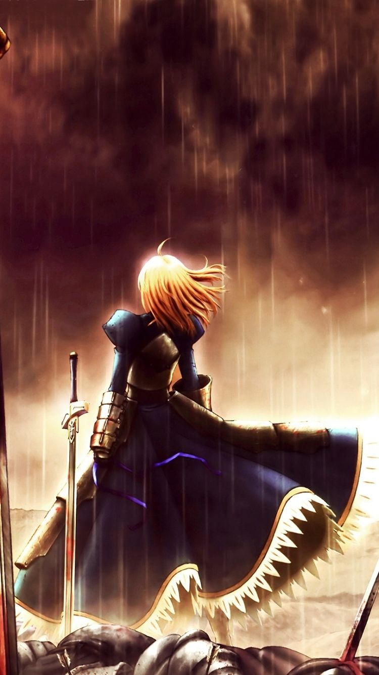Fate Stay Night Iphone Wallpapers Top Free Fate Stay Night