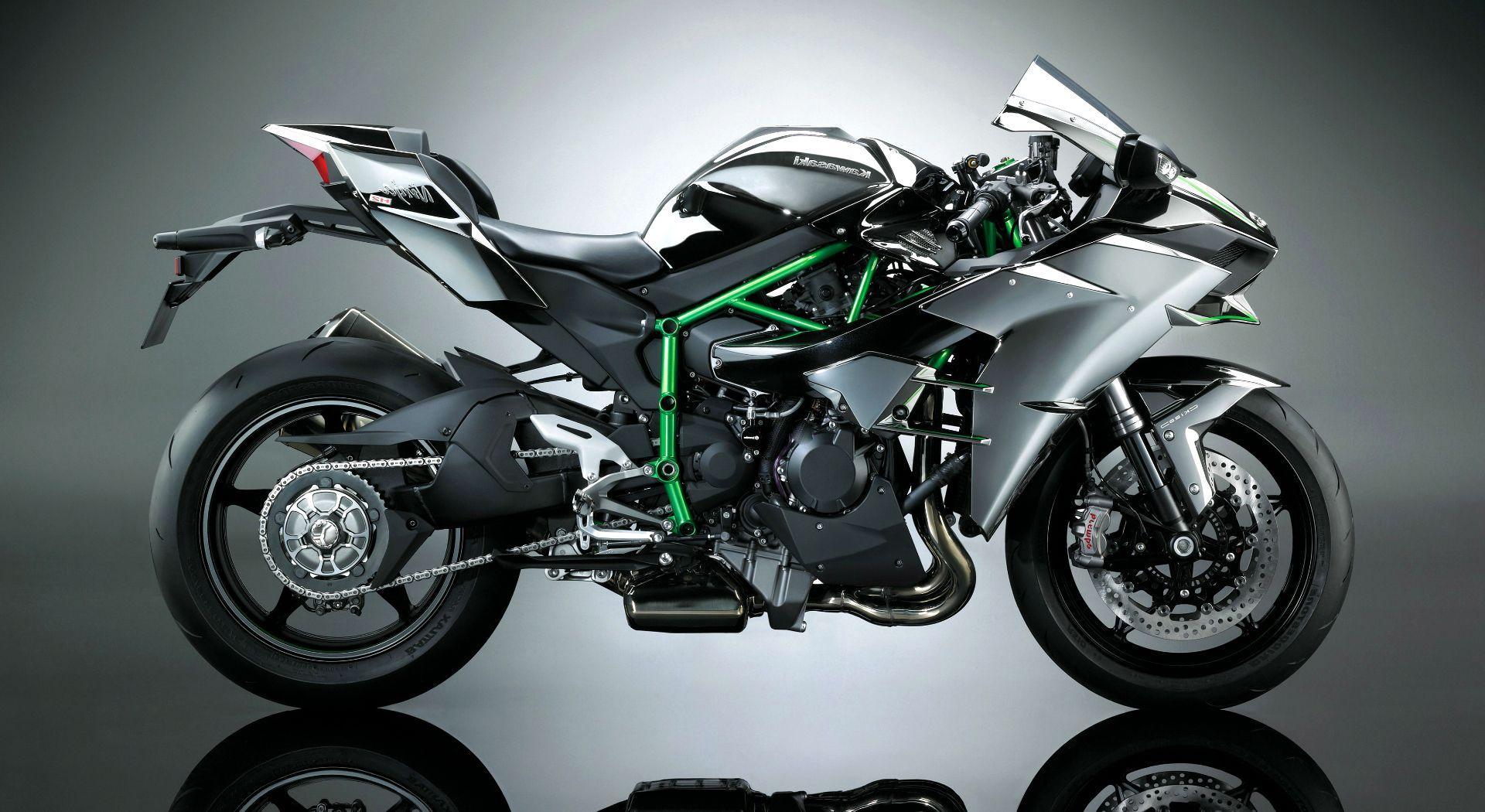 Top Free Kawasaki H2 Backgrounds