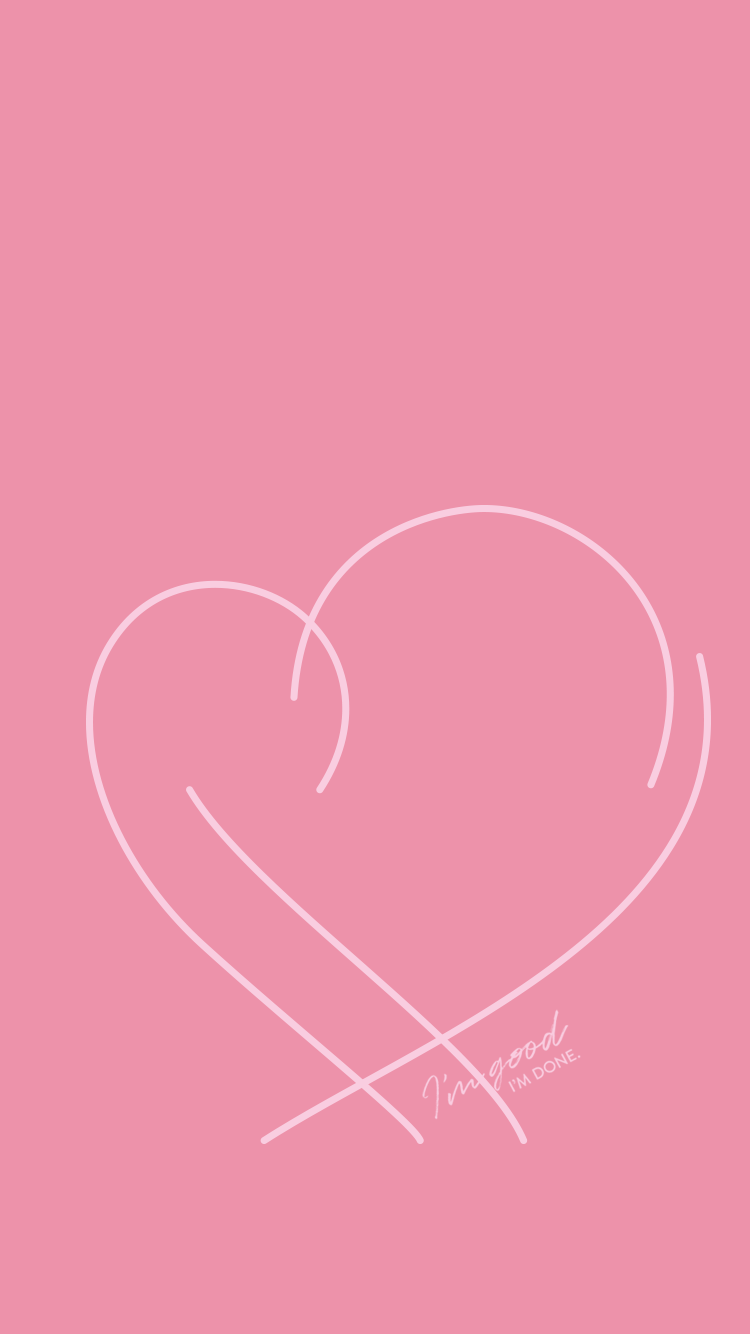 Bts Persona Heart Wallpapers Top Free Bts Persona Heart