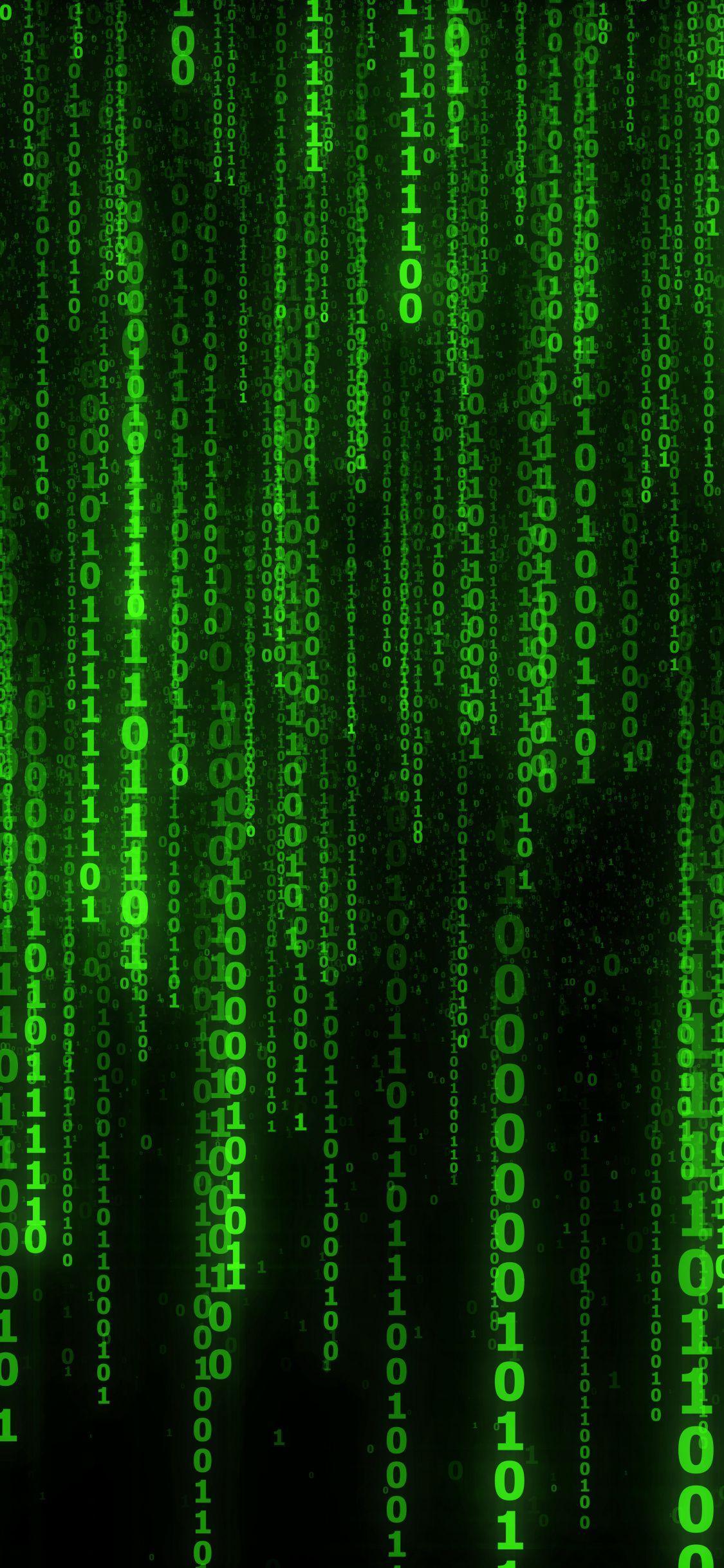 Matrix Wallpaper Iphone