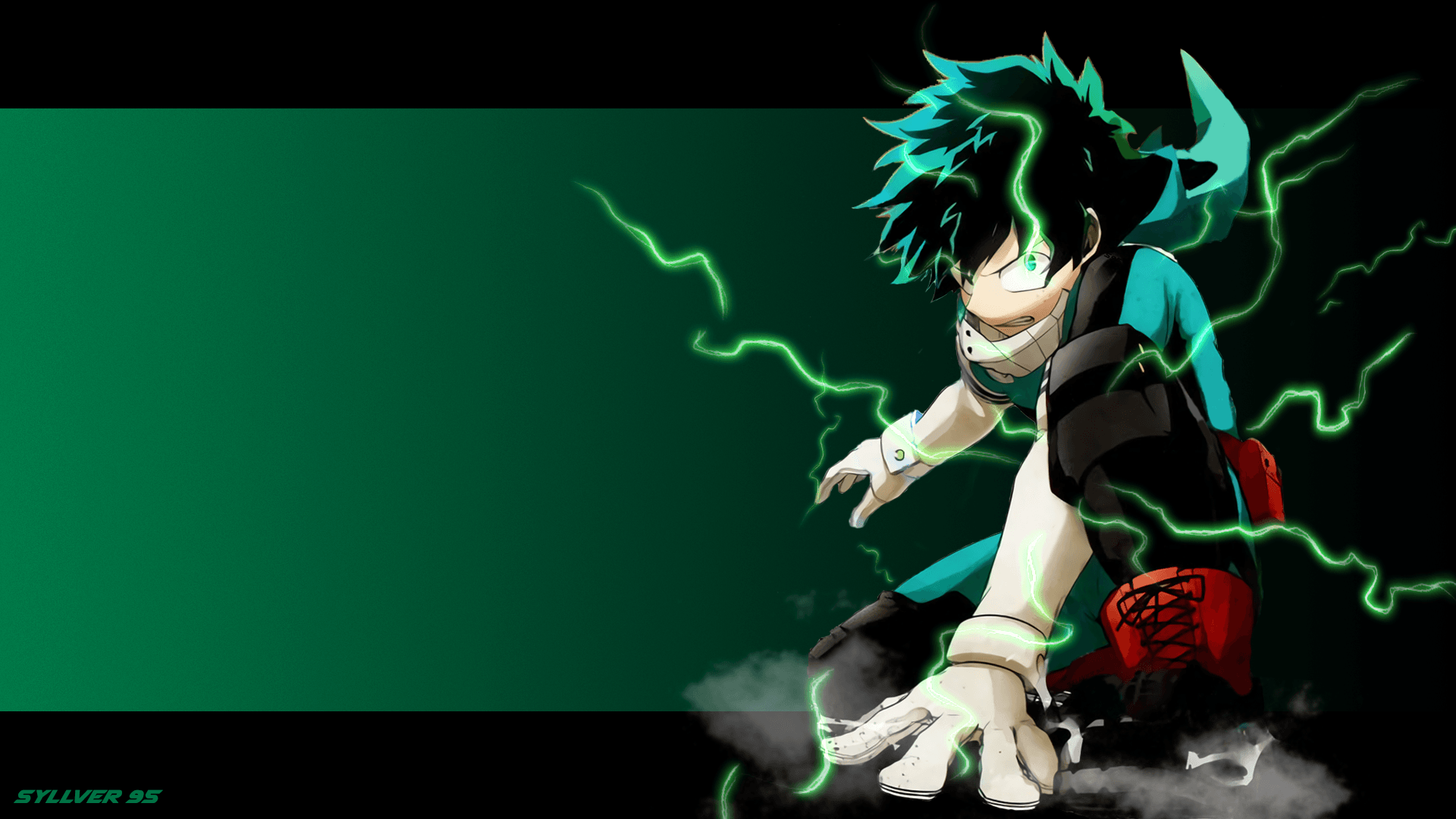 Deku Computer Wallpapers Top Free Deku Computer Backgrounds