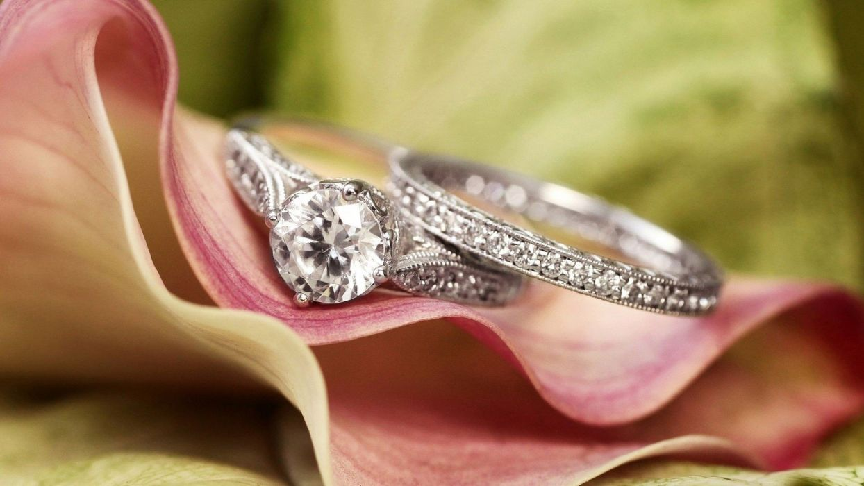Diamond Ring Wallpapers - Top Free Diamond Ring Backgrounds - WallpaperAccess