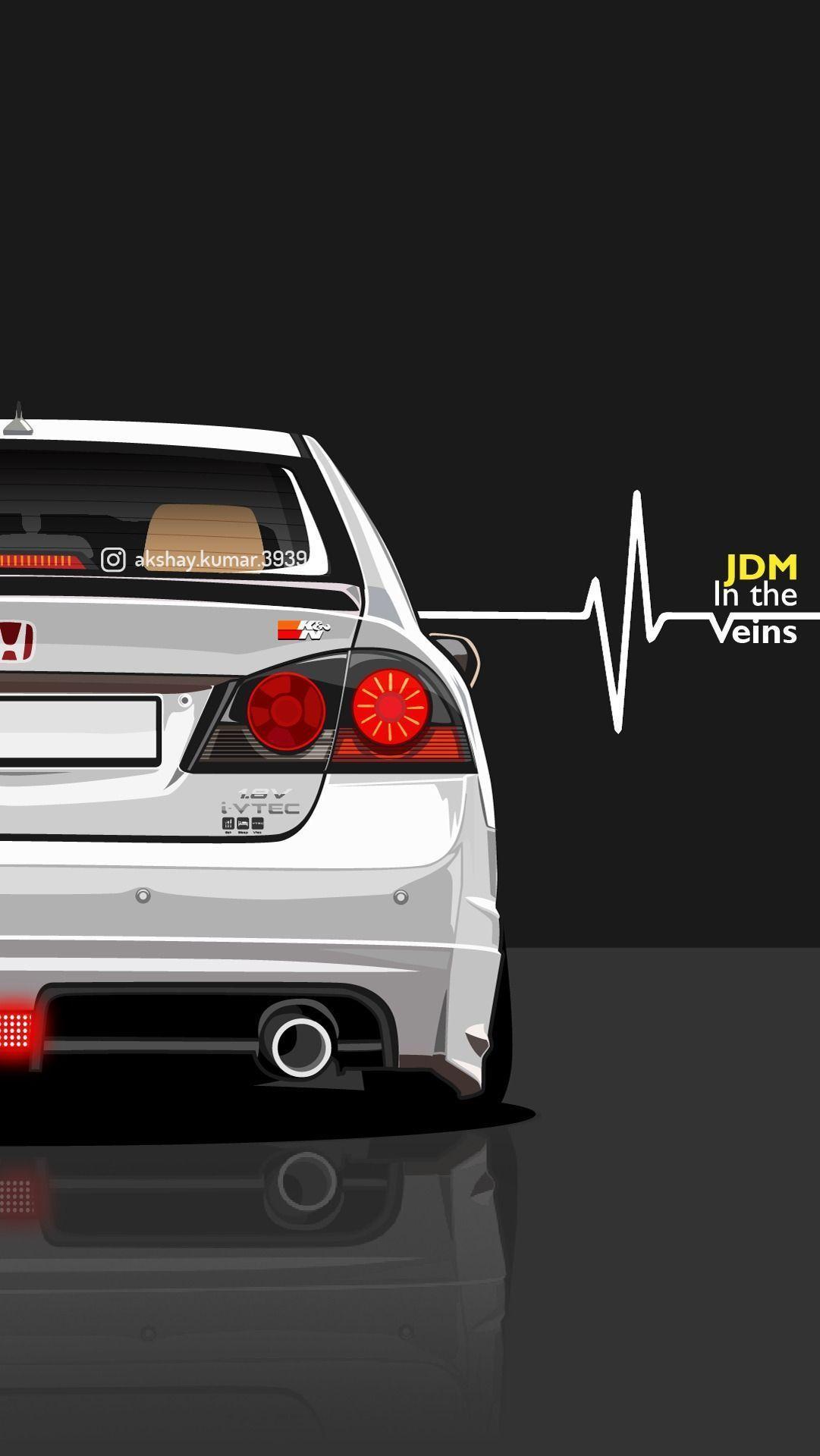 Honda Civic Fd2 Wallpapers Top Free Honda Civic Fd2 Backgrounds Wallpaperaccess