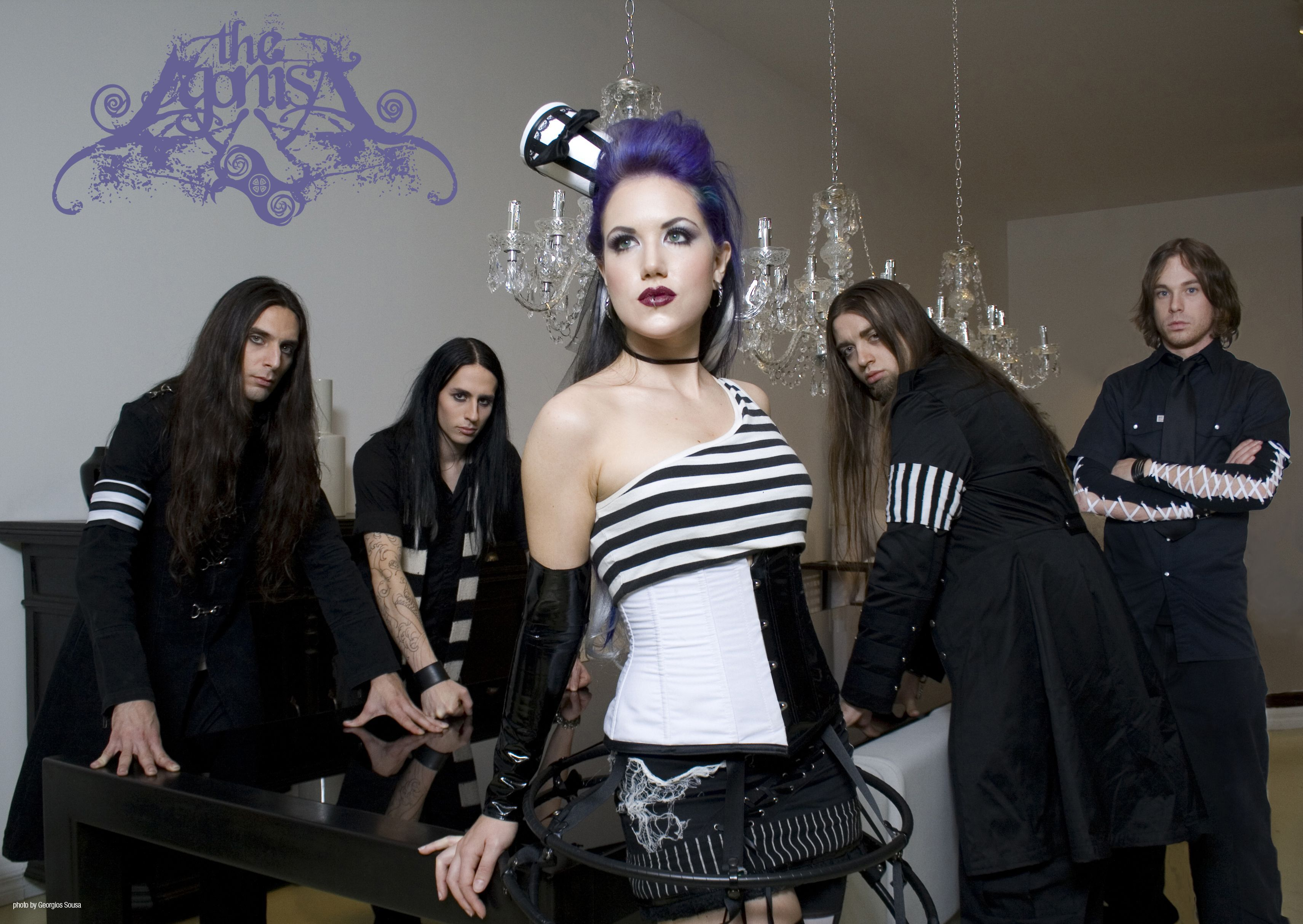 The Agonist Wallpapers Top Free The Agonist Backgrounds