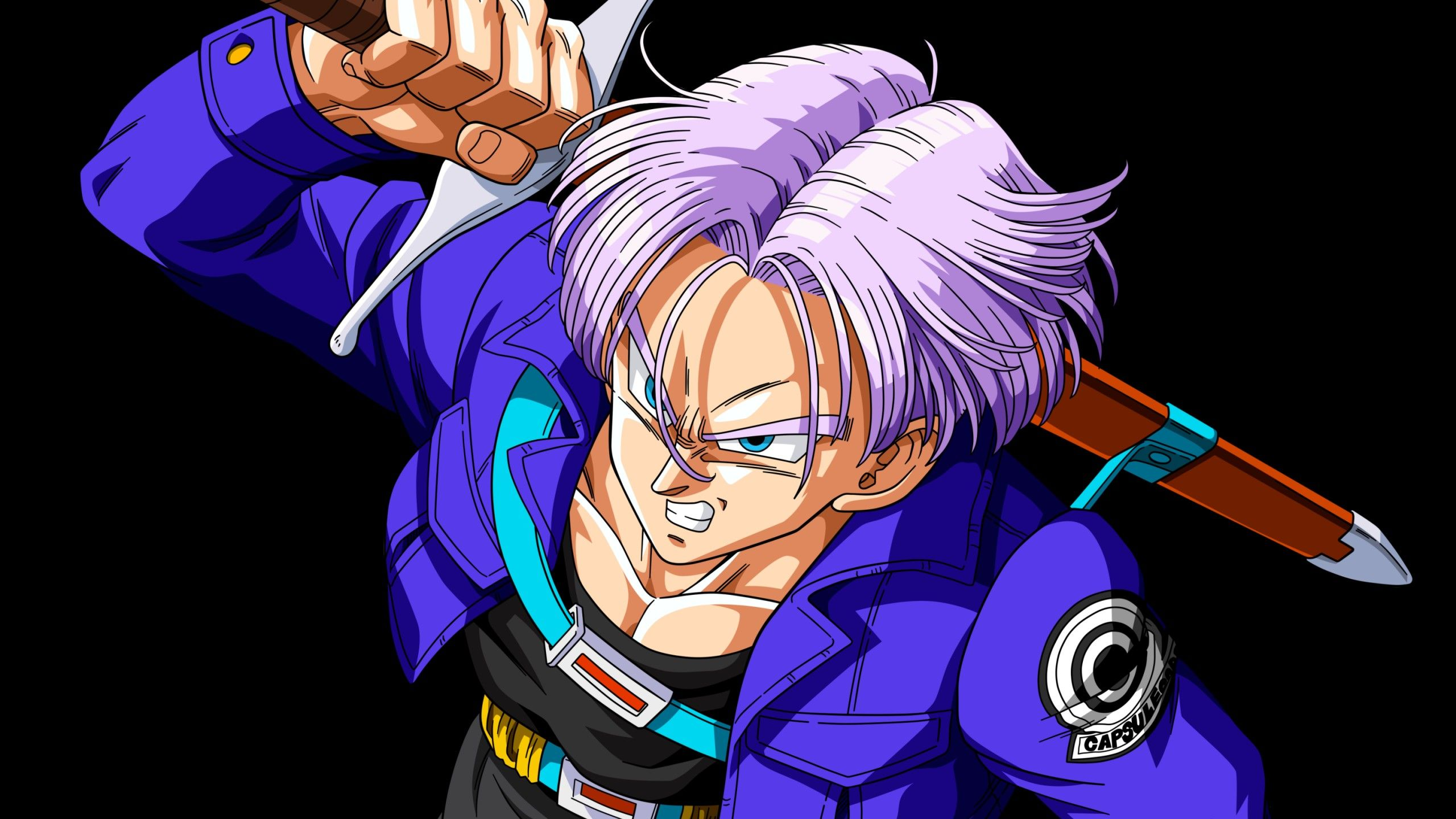 Dragon Ball Super Trunks Wallpapers Top Free Dragon Ball Super Trunks Backgrounds Wallpaperaccess