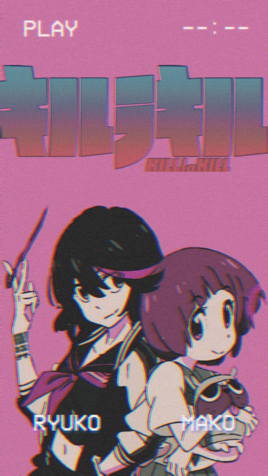 Retro Anime Aesthetic Wallpapers Top Free Retro Anime Aesthetic