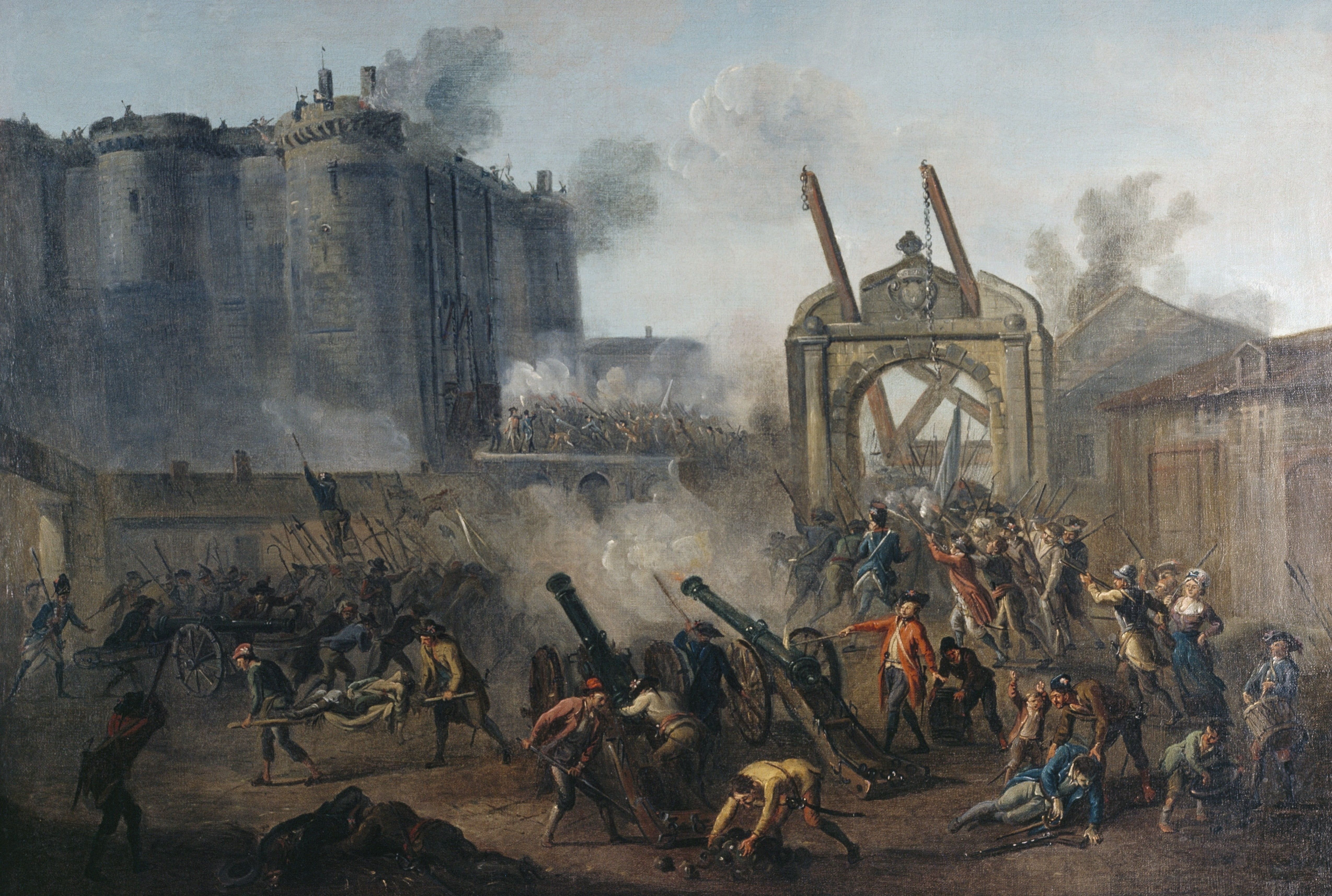 French Revolution Wallpapers Top Free French Revolution