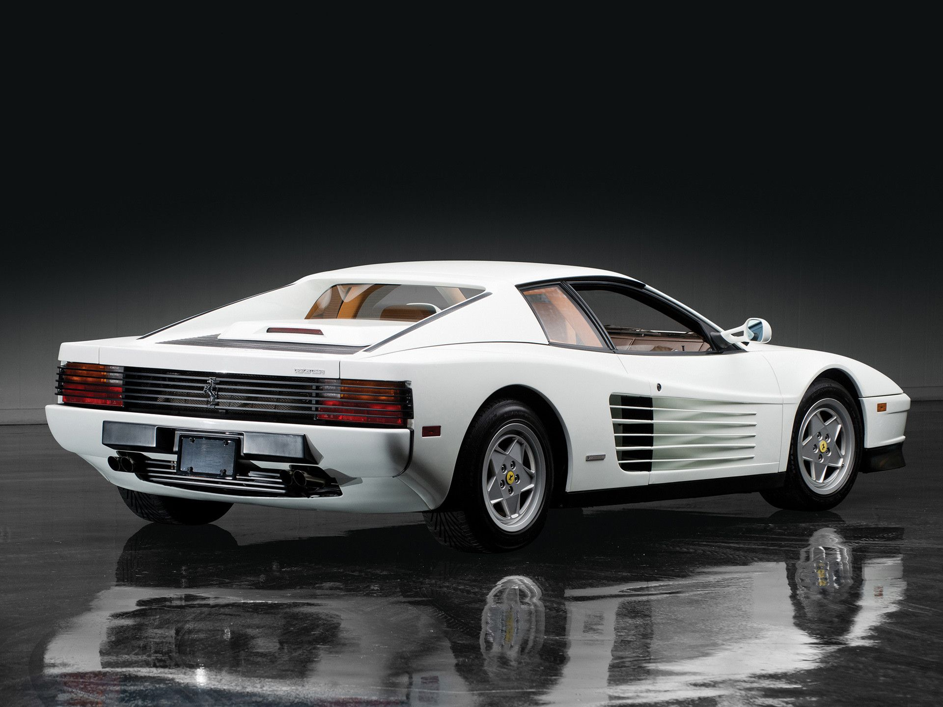 Ferrari Testarossa Wallpapers Top Free Ferrari Testarossa Backgrounds Wallpaperaccess