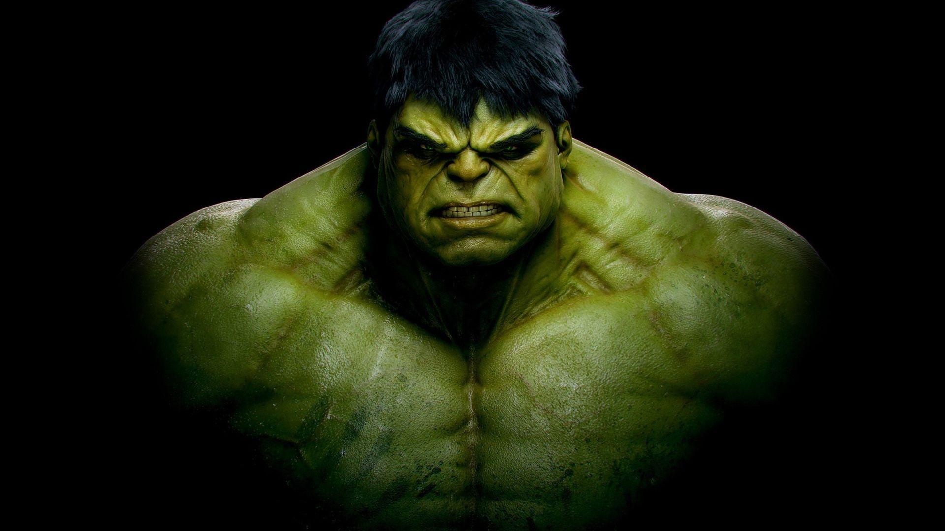 1920x1080 The Incredible Hulk Superhero Wallpaper HD / Desktop and Mobile