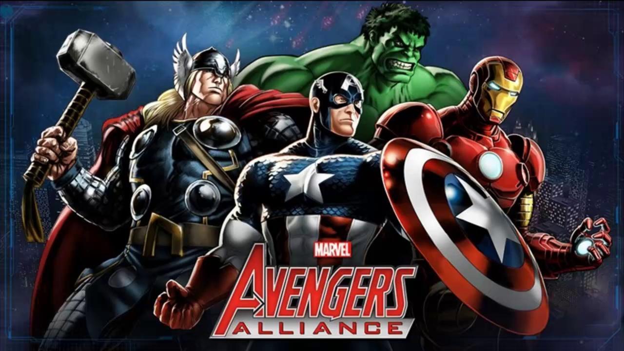 Marvel Avengers Desktop Wallpapers Top Free Marvel