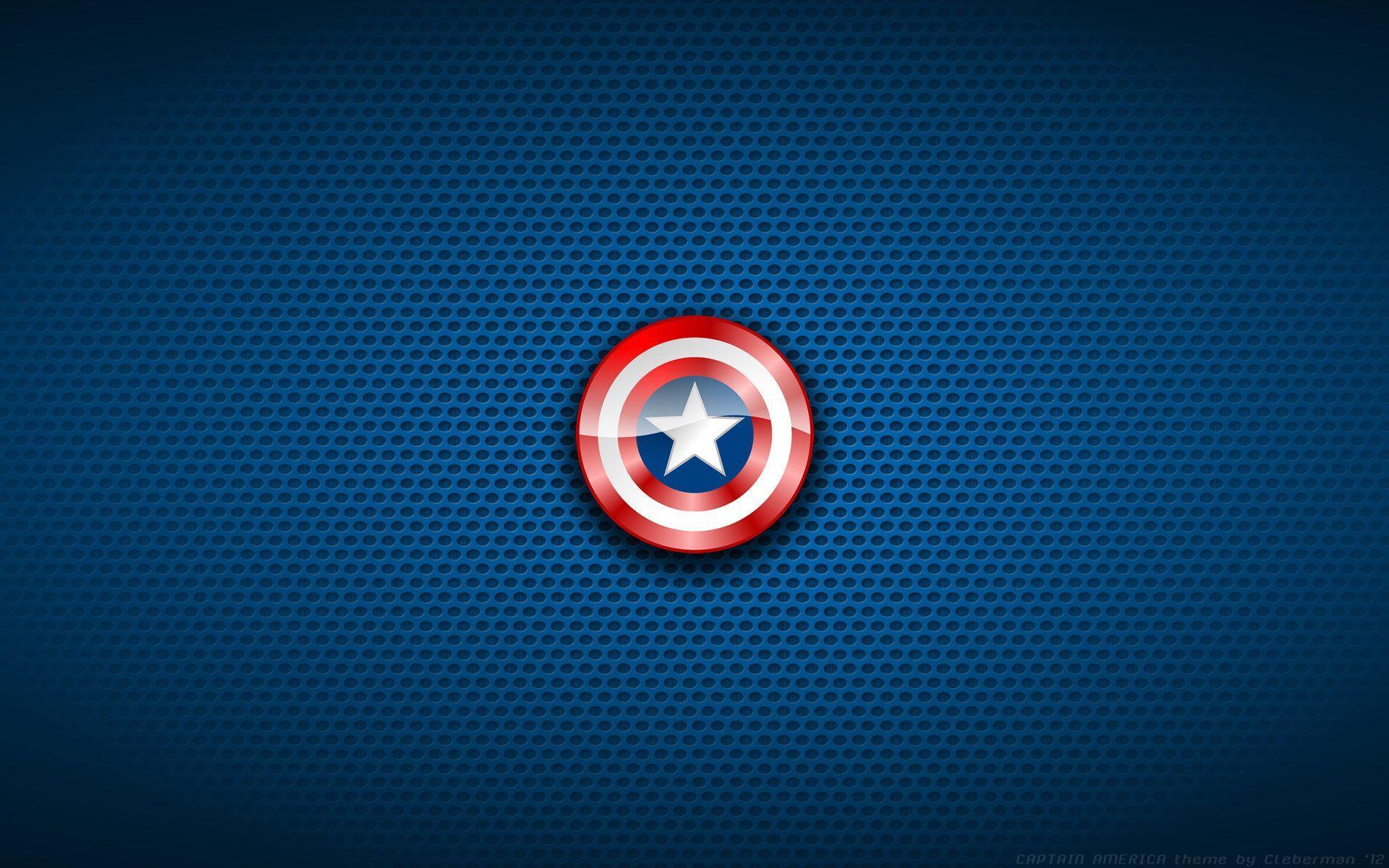 Hình nền logo siêu anh hùng 1920x1200 - siêu anh hùng