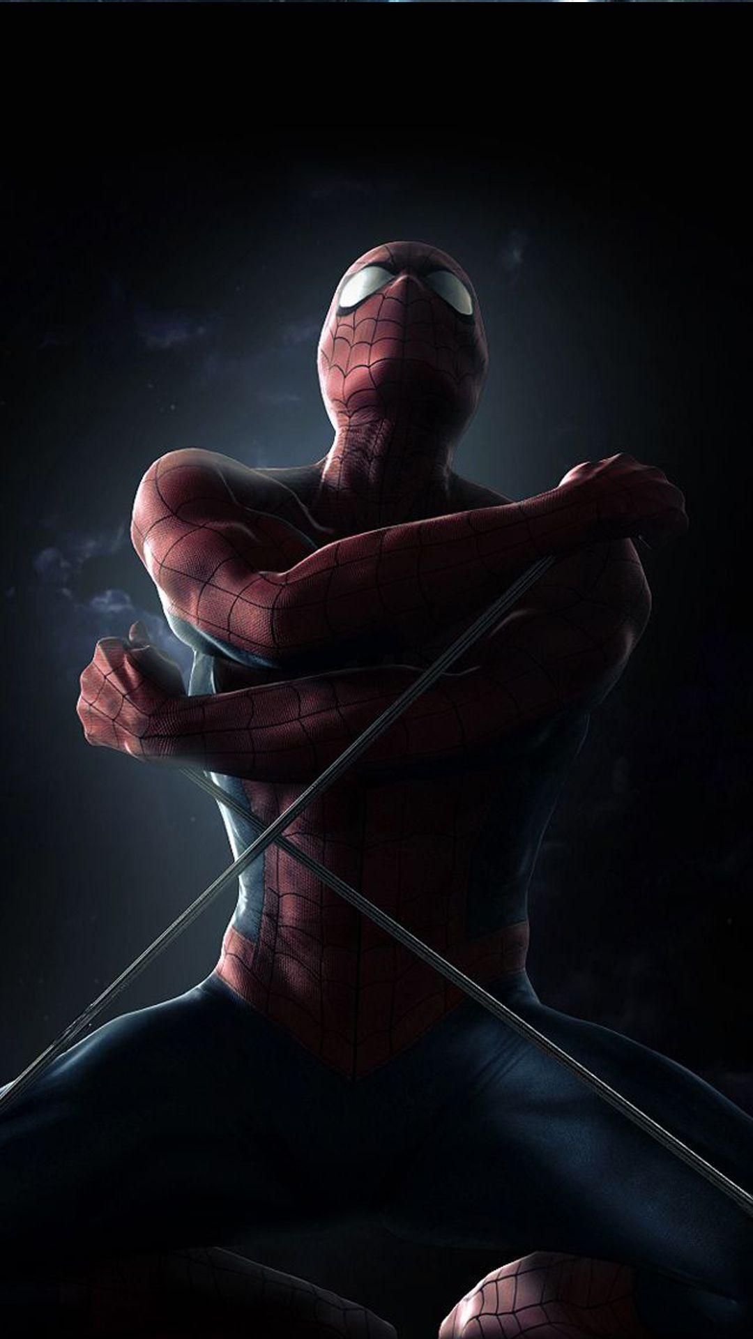 Hình nền siêu anh hùng 1080x1920 HD