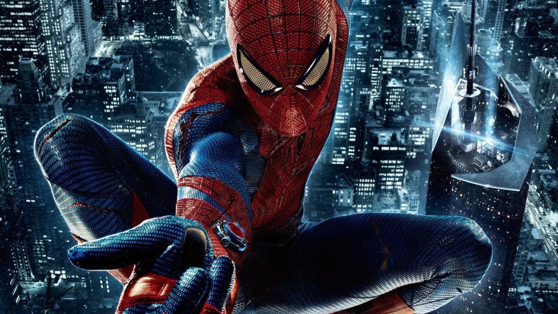 1920x1080 Comics Spider Man Superhero hình nền