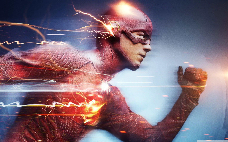 2880x1800 Flash Superhero Running ❤ Hình nền máy tính để bàn 4K HD cho 4K Ultra HD
