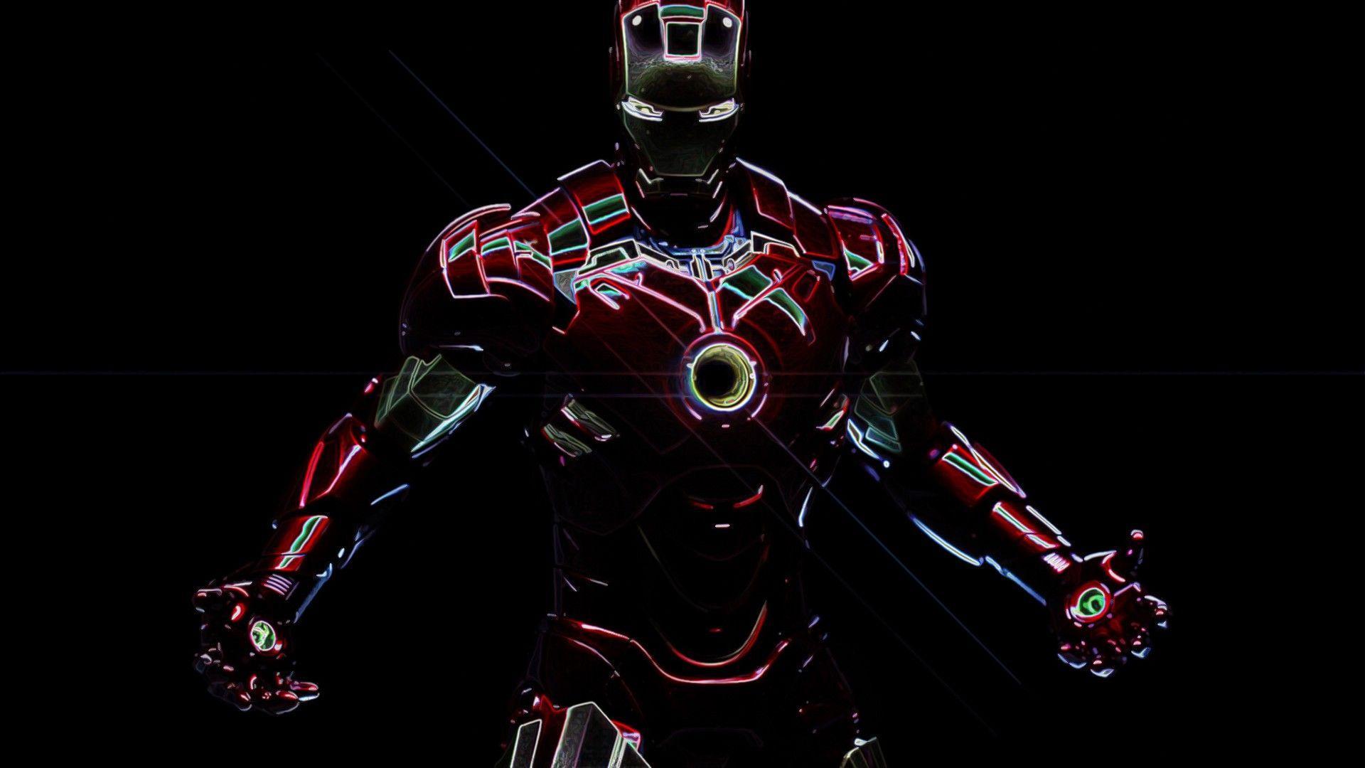 Hình nền HD 1920x1080 1080p với Siêu anh hùng - Người sắt (7 trên 23).  HD