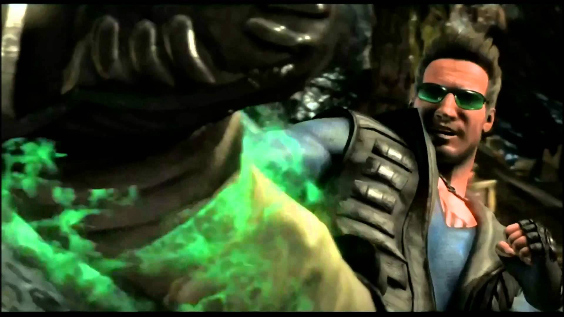 Mortal Kombat Johnny Cage Wallpapers