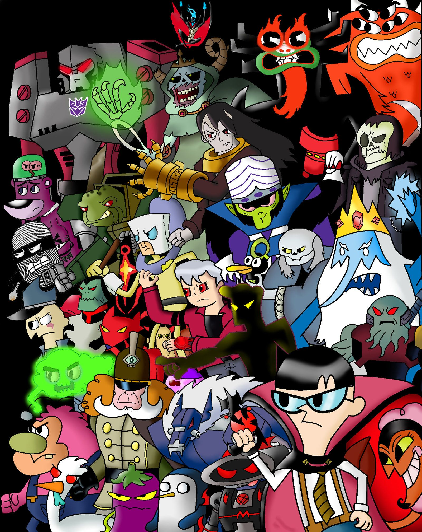 Cartoon Network Wallpapers Top Free Cartoon Network Backgrounds