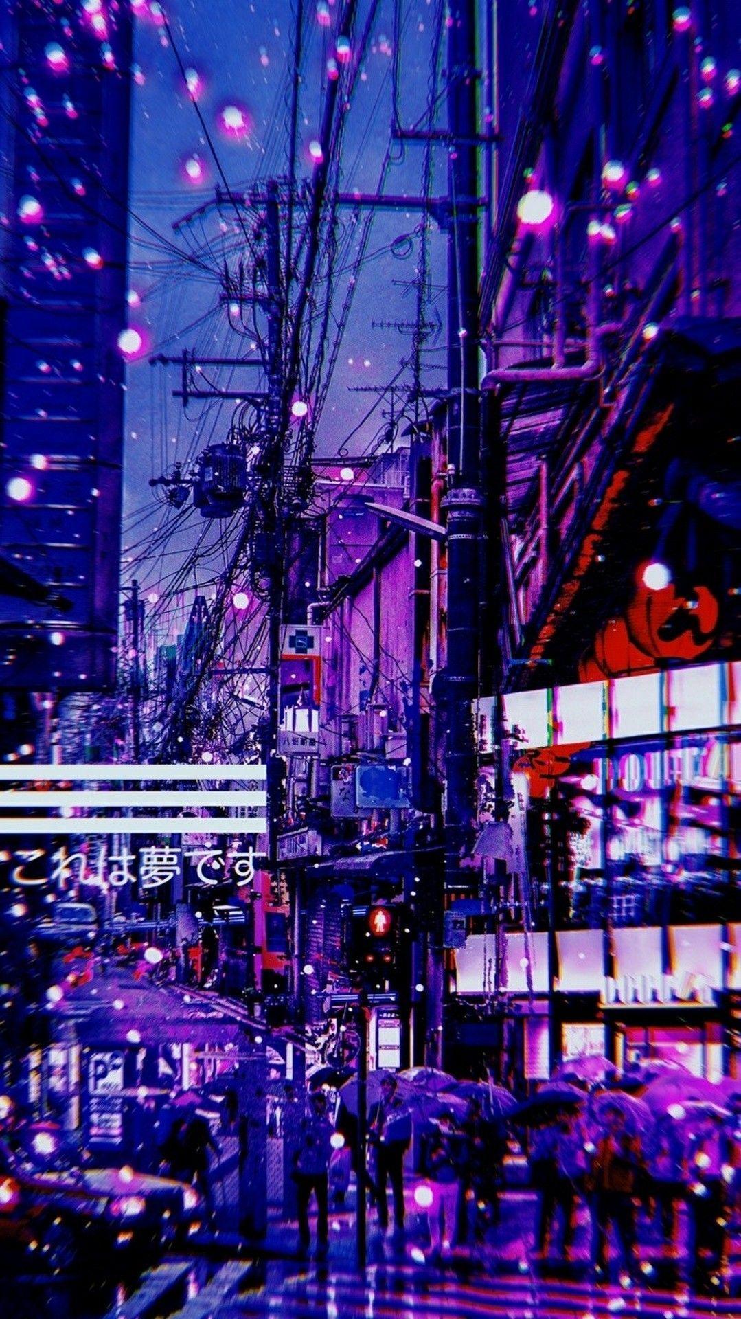 Cyberpunk Aesthetic Wallpapers Top Free Cyberpunk Aesthetic Backgrounds Wallpaperaccess