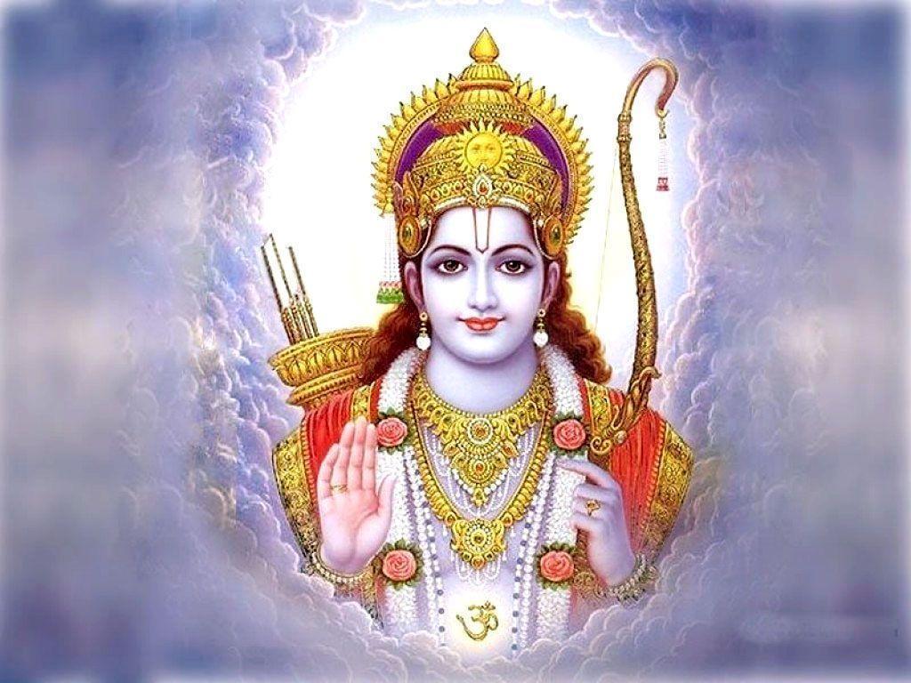 1024x768 Jai Shri Ram hình nền